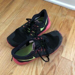 Nike Sneakers- gently worn